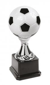 Trofeo pallone calcio cm.7x7x21,5h
