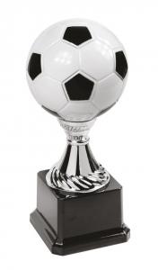 Trofeo pallone calcio cm.8x8x24h