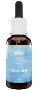 BUSH FLOWER STOP STRESS