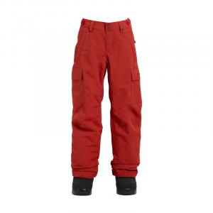 Pantaloni Snowboard Burton KIDS Exile Cargo Red