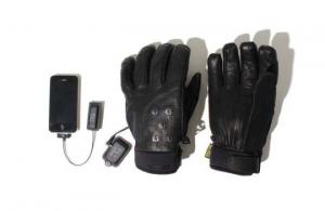 Guanti Burton Pelle Mix Master Glove ( Ipod & Iphone 4)