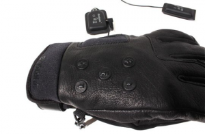 Guanti Burton Pelle Mix Master Glove ( Ipod & Iphone 4)