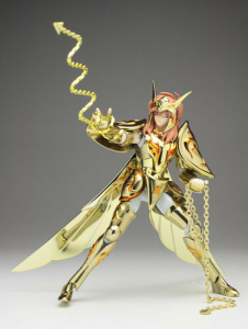 Saint Seiya Myth Cloth V4: Andromeda Shun O.C.E.
