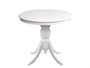 Tavolo rotondo 90 cm laccato