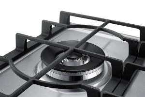 Samsung NA75J3030AS Incasso Gas Acciaio inossidabile piano cottura