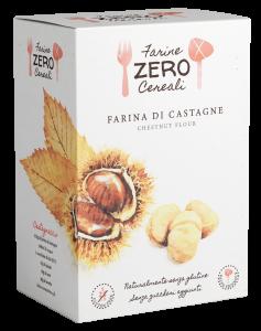 Farina di Castagne Zerocereali - 500 g
