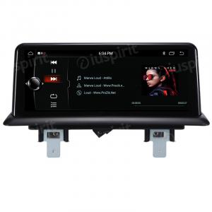 ANDROID 9.0 navigatore per BMW serie 1, BMW E87 BMW E81 BMW E82 BMW E88 Sistema originale CIC 10.25 pollici WI-FI GPS Bluetooth MirrorLink