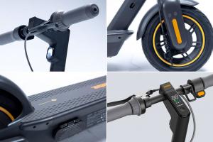 40.30.0000.00 NINEBOT KickScooter MAX G30 by Segway MONOPATTINO ELETTRICO