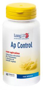 LONGLIFE AP CONTROL 60 TAVOLETTE - INTEGRATORE PER IL CONTROLLO DELLA FAME NERVOSA