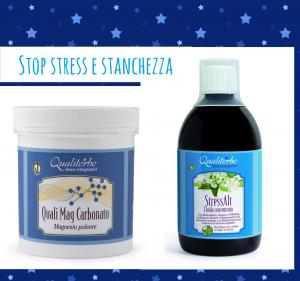 Stop Stress e Stanchezza Per Gruppo Naturautocura