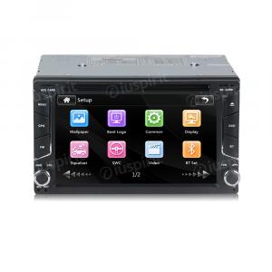 Autoradio 2 DIN navigatore per Nissan Qashqai, Nissan Juke, Nissan X-Trail, Nissan Tiida GPS DVD USB SD Bluetooth