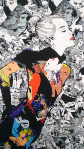 Collage 2 (Eva Kant) - Gianni Moramarco