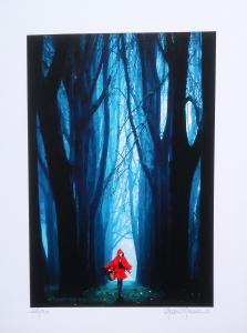 Blu A (Cappuccetto rosso) - Gianni Moramarco