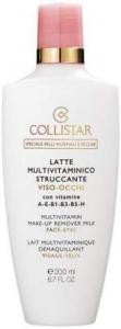 Collistar Latte Struccante Viso-Occhi 400 ml