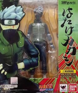 S.H.Figuarts: Naruto - Hatake Kakashi by Bandai