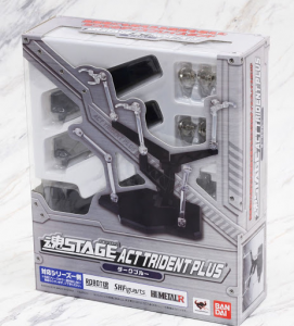 Stage Act Trident for S.H.Figuarts Robot Spirits by Bandai