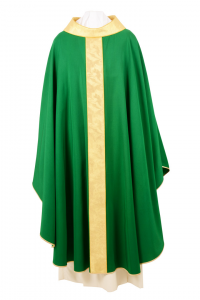 Casula verde CR 1069-1058