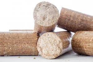 Tronchetti-Bricchetti in legno per stufe e camini - Scatola da 15 kg