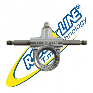 Crociera Roll Line Energy Titanio