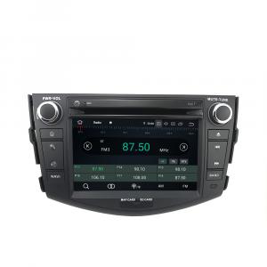 ANDROID 10 autoradio 2 DIN navigatore per Toyota RAV4 2006-2012 GPS DVD WI-FI Bluetooth MirrorLink