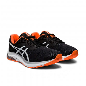 Asics Gel-Pulse 11 Black White da Uomo