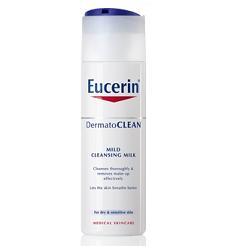 EUCERIN DERMATO CLEAN LATTE DETERGENTE 200 ML - PER PELLI SECCHE E SENSIBILI
