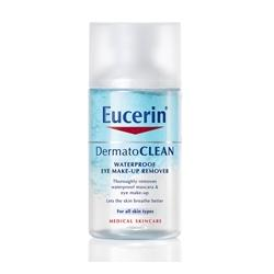 EUCERIN DERMATOCLEAN BIFASICO 125 ML - STRUCCANTE OCCHI PER MAKE-UP WATERPROOF