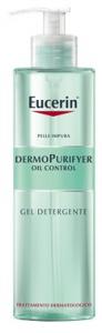 EUCERIN DERMOPURIFYER OIL CONTROL GEL DETERGENTE 400 ML