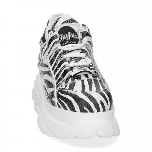 Buffalo London Sneaker 1339 Zebra-4