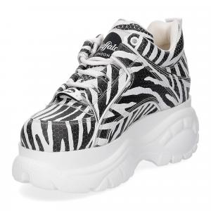 Buffalo London Sneaker 1339 Zebra-5