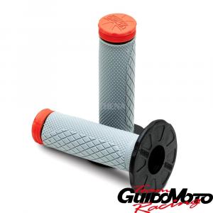 024872 MANOPOLE GRIGE NERE ROSSE PROTAPER MOTOCROSS ENDURO SUPER MOTARD-2