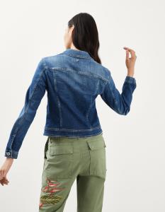 Giubbino jeans