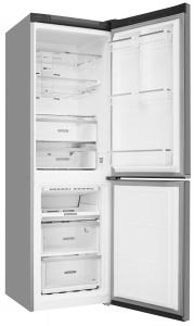 Whirlpool W7 831T MX frigorifero con congelatore Libera installazione Acciaio inossidabile 338 L A+++