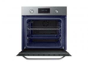 Samsung NV70K2340RS/ET forno Forno elettrico 68 L Nero, Acciaio inossidabile A