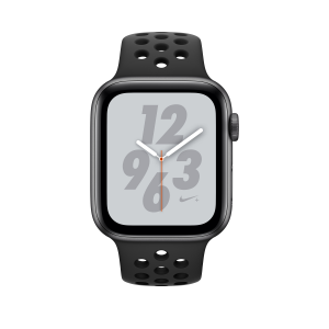 Apple Watch Nike+ Series 4 smartwatch, 40 mm, Grigio OLED GPS (satellitare)
