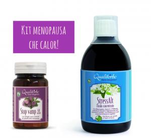 Kit Menopausa che calor Per Gruppo Natuautocura