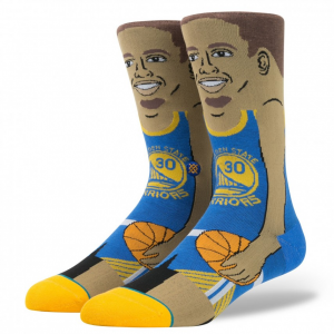 Calze Stance NBA x S. CURRY
