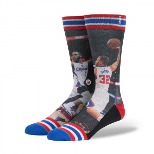 Calze Stance NBA x L.A Clippers
