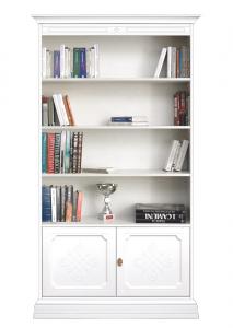 Mueble librería lacada para salón o oficina - Colección YOU