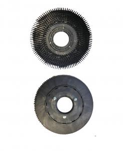 OPTIMA 100 B spazzola lavare PPL 1 nero per lavapavimenti COMAC