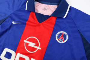 2000-01 Paris Saint-Germain Maglia Home #10  XXL (Top)