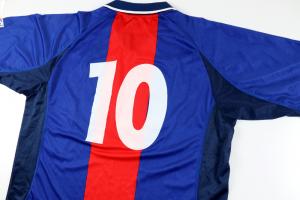 2000-01 Paris Saint-Germain Maglia Home #10  XXL (Top)