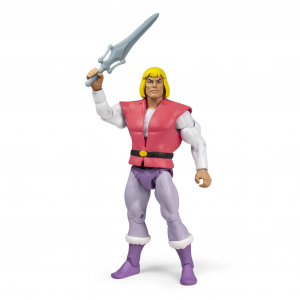 Masters of the Universe Classics (Club Grayskull): PRINCE ADAM by Super 7