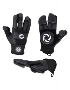 Guanti Flying Wheels Carver Asfalt Glove ( Skate Longboard )