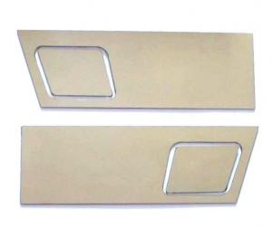MAN Inserti laterali porta targa Adatto Man  TGX Euro 6 (2013 -2018)