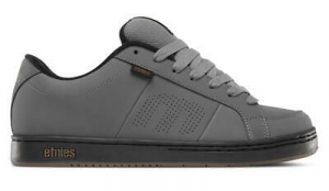 Etnies Kingpin Grey Black Gold