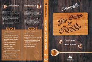 Le Regole di Tozzi - GeoPaleoDiet Show. DVD Video doppio - L'angolo delle Geo Paleo Ricette