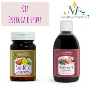 Kit Energia e Sport Per Gruppo Naturautocura