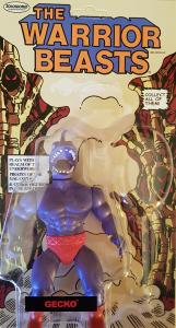 The Warrior Beasts: GECKO by Zoloworld