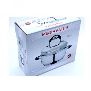 Msb Casseruola Bio induzione 2 manici 24cm